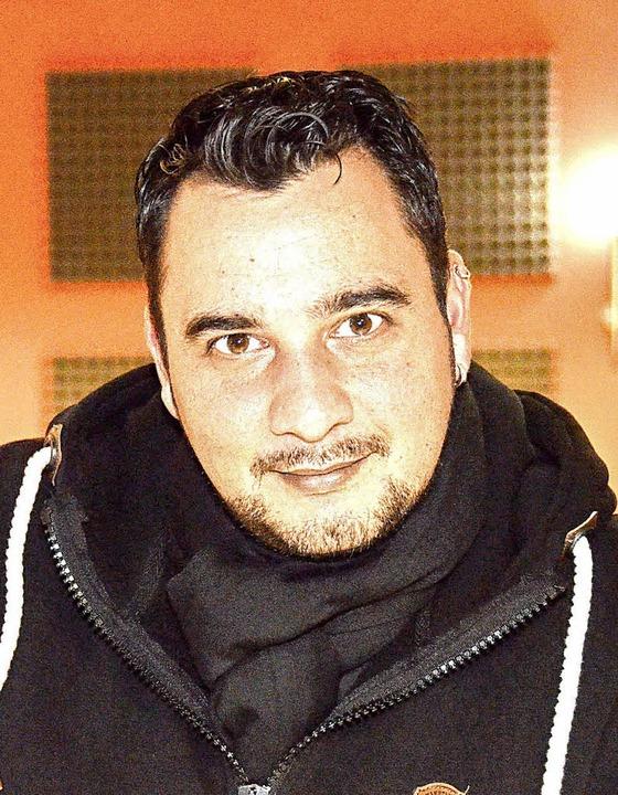 Marco-Sharif Khan   | Foto: Konstantin Görlich