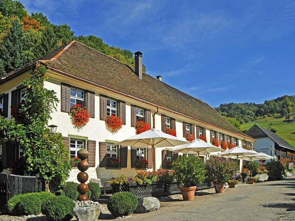 Seit sechs Generationen ist das Hotel Spielweg in Münstertal in Familienbesitz.  | Foto: Foto-Profi-Hollaender