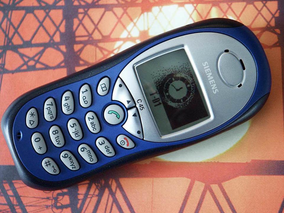 Alte Handys