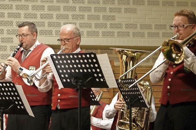 Wallbachs Musiker in Bestform