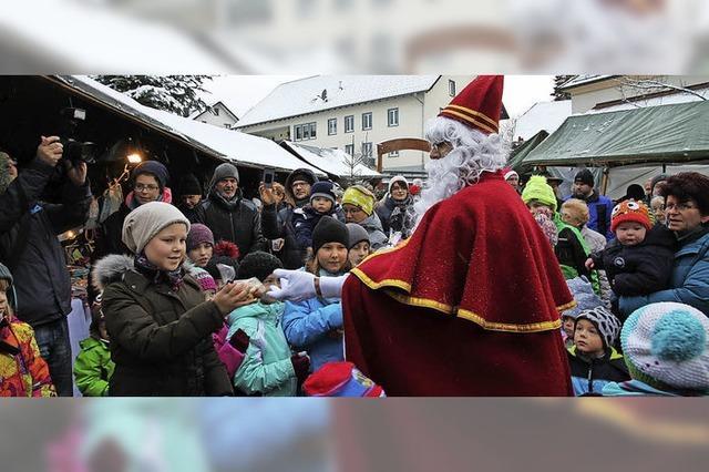 Weihnachtsmarkt mit Charme