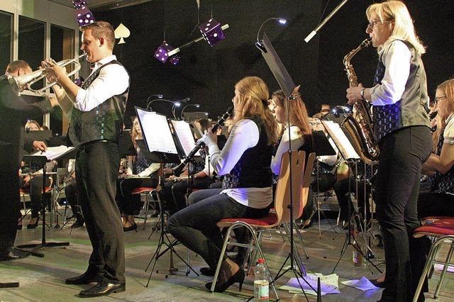 Niederhofs Musiker verzaubern Gäste
