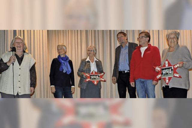 Altenwerk Waldkirch feiert und spendet