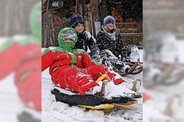 Am 2. Adventswochenende bricht in Deutschland der Winter ein