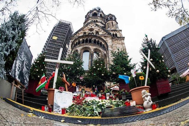 Terror am Breitscheidplatz: Wie geht's Berlin heute?