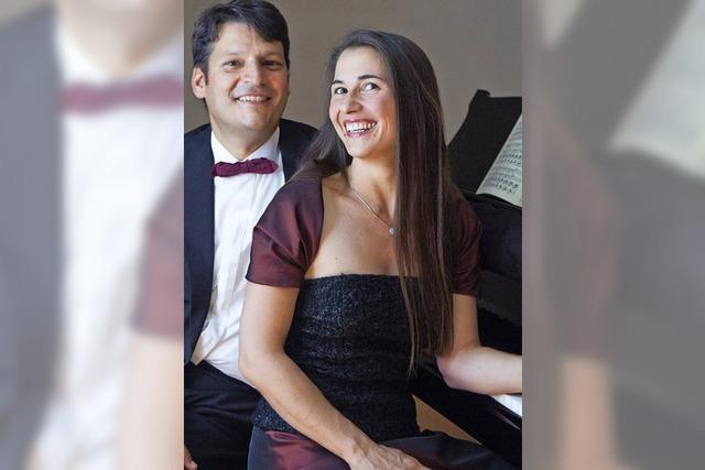 Klavier und Orgel