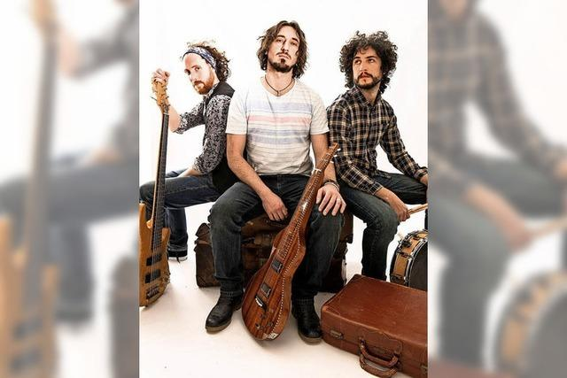 Trio Wille & The Bendits im Spitalkeller in Offenburg