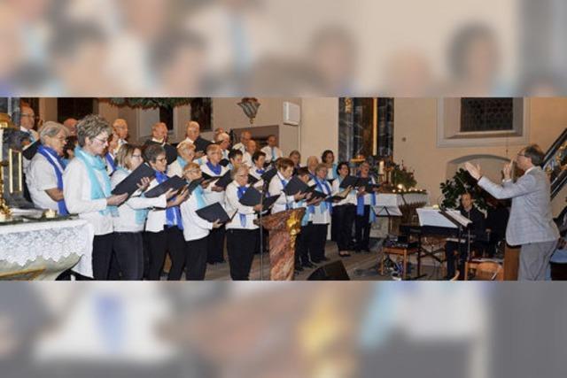 Messe, Musical und Weihnachtslieder