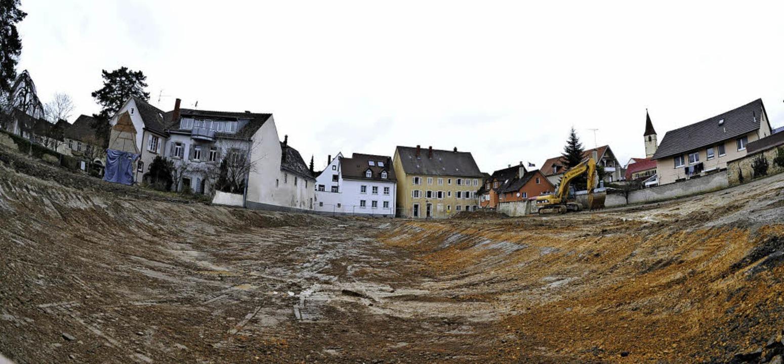 Nach jahrelangen Verhandlungen wird es... 2018 sollen die Bauarbeiten beginnen.  | Foto: Volker Münch