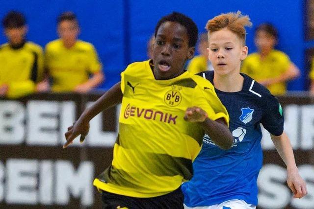 Immo Cup: Nachspiel für junge Fußballer und Gastgeber