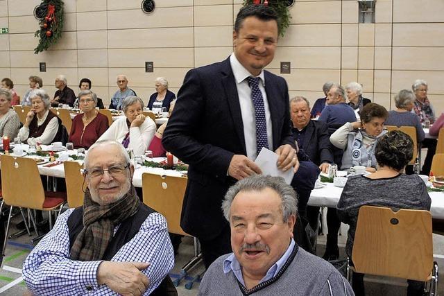 300 Besucher beim Murger Seniorennachmittag