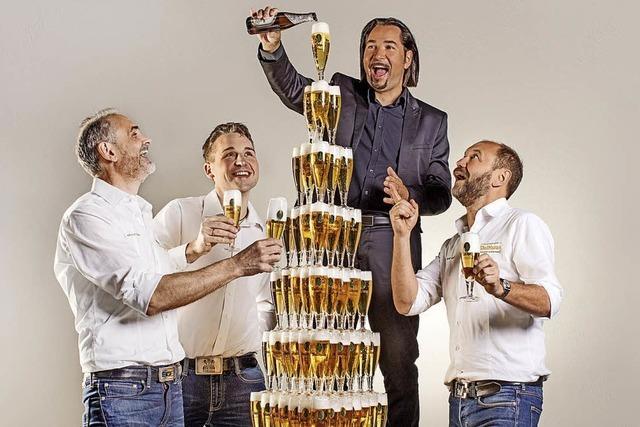 Gold für die Brauerei