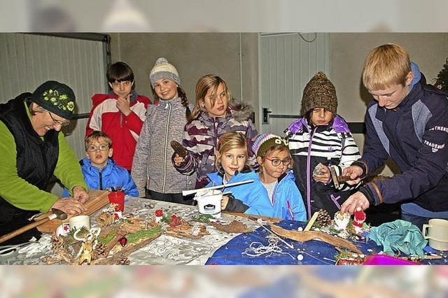 Kirchgässler Kinder sind kreativ