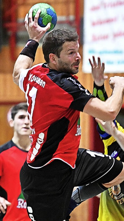 <BZ-FotoAnlauf>Landesliga:</BZ-FotoAnl... Oberhausen beim Last-Minute-Remis.     | Foto: Keller