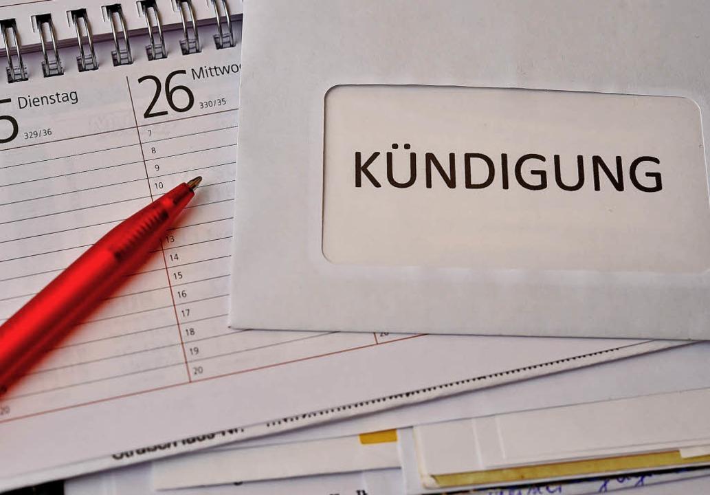Keine Kündigung Bei Profit Wirtschaft Badische Zeitung