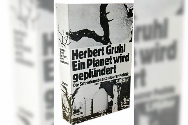 In Freiburg tagte die Herbert-Gruhl-Gesellschaft