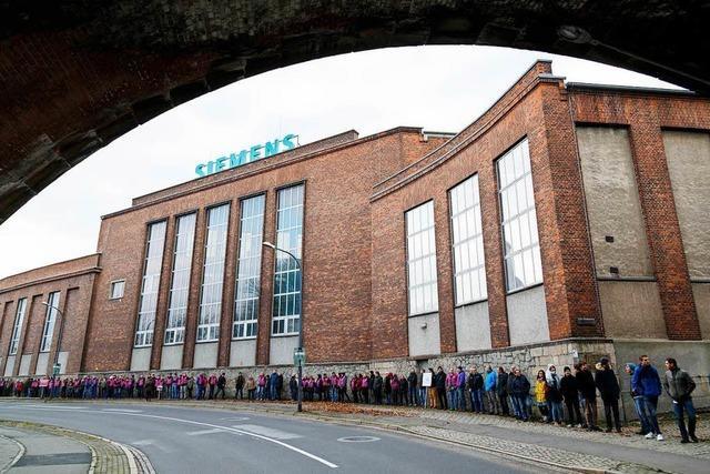 Siemens will in Görlitz sein Werk schließen – ein Drama für die Region