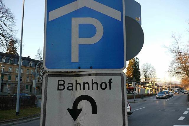 Parkhäuser in Lörrach sollen teurer werden