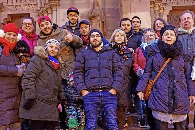 Ausflug bringt die Kultur der Nachbarn näher