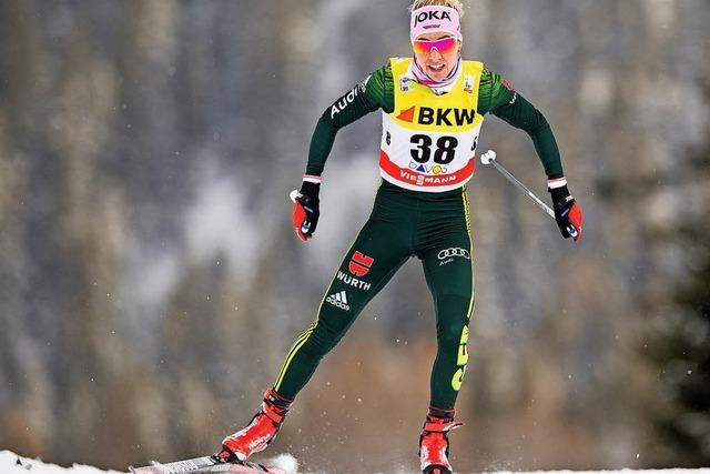 Steffi Böhlers Kampfgeist