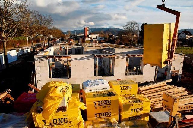 Sozialer Wohnungsbau in Denzlingen liegt auf Eis