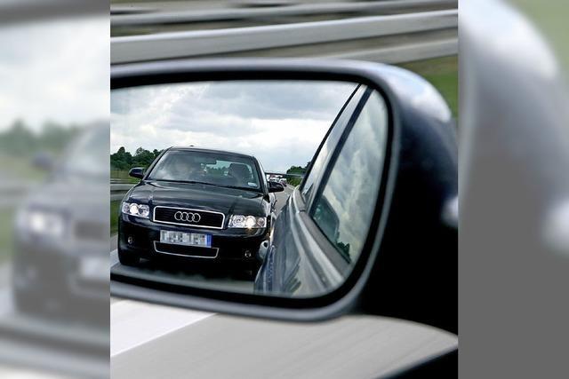 4000 Euro Strafe wegen Unfallflucht