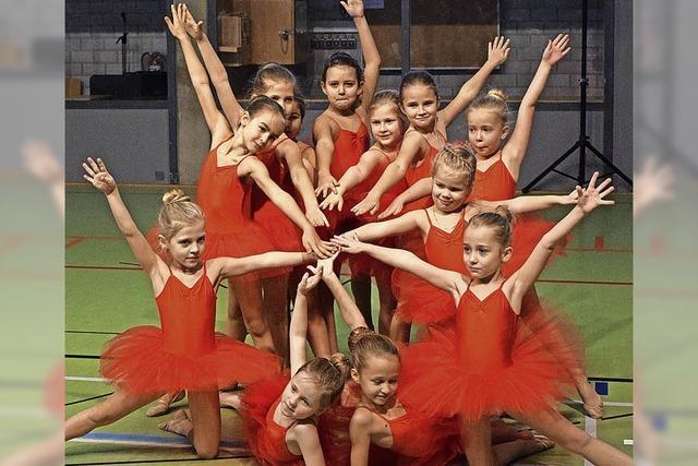 Akrobatik, Turnen und Gymnastik auf hohem Niveau