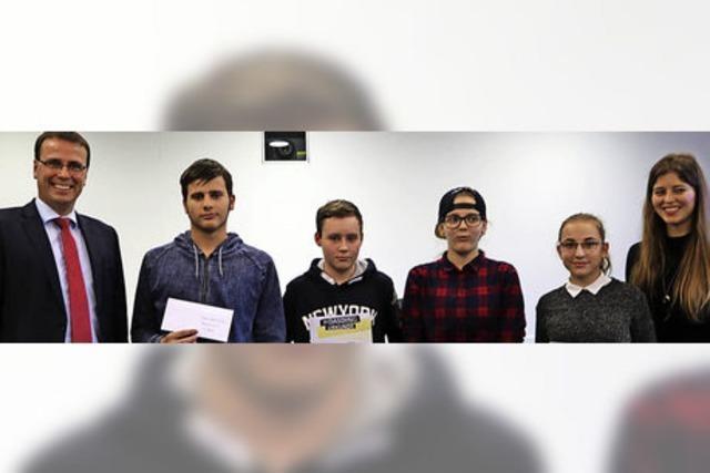 Die zweitbeste Schülerzeitung im Land