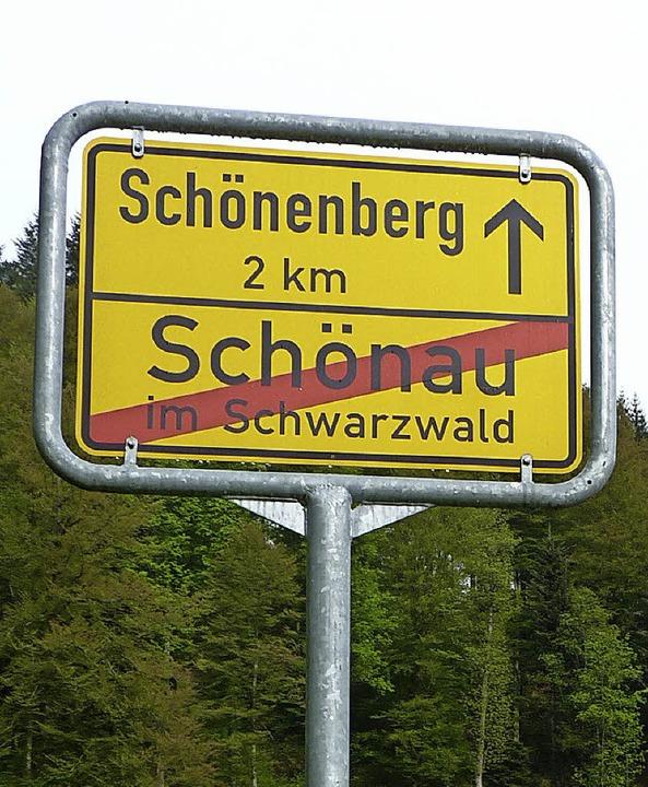 Bis Montag, 18 Uhr, können sich Kandid...wahl im Rathaus Schönenberg bewerben.     Foto: Sattelberger
