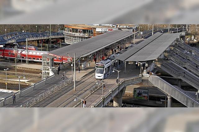 VAG-Daten fehlen in der App der Deutsche Bahn