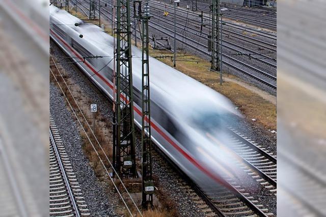 Neue ICE-Strecke zwischen Berlin und München macht Probleme