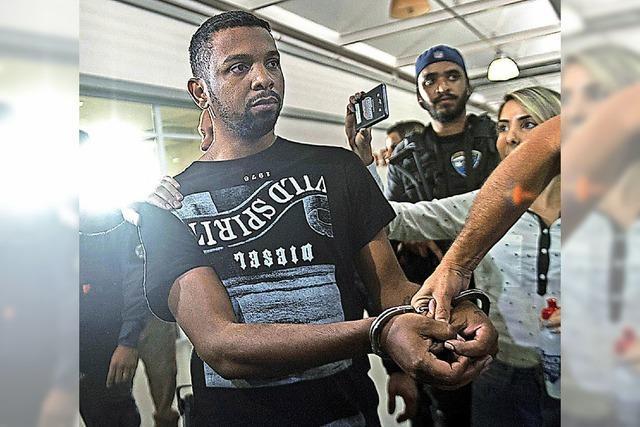 Polizei fasst einen der meistgesuchten Drogenbosse - im Bett