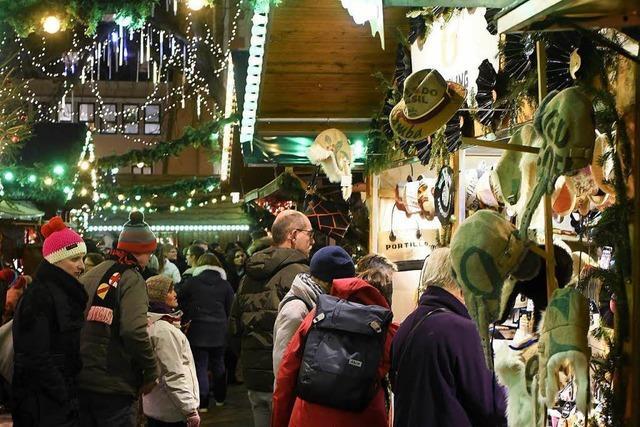 Zur Halbzeit ziehen FWTM und Polizei eine positive Weihnachtsmarktbilanz