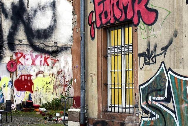 Freiburger Gemeinderat stimmt knapp für Offensive gegen illegale Graffiti