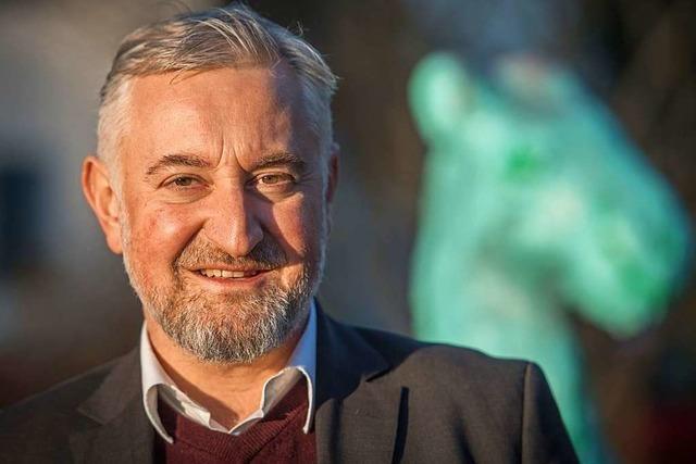 Franco Orlando wieder CDU-Chef in der Wiehre