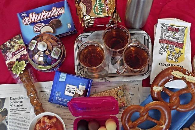 Nachmittags bei Munchmallows und Lebkuchen