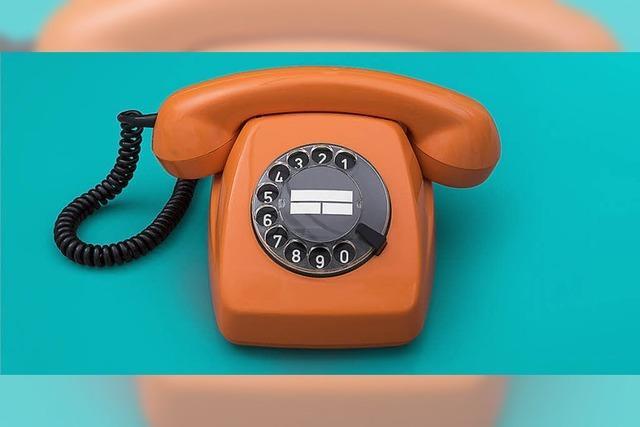 Bei Anruf zuhören