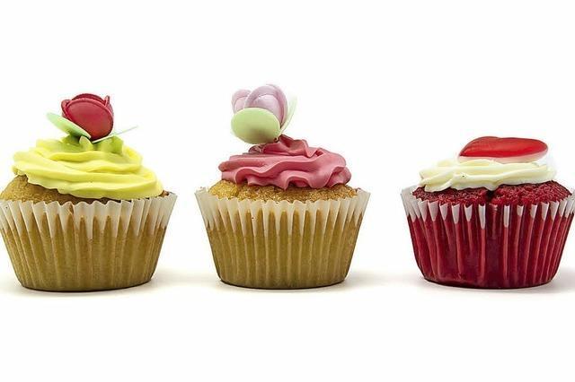 Cupcakes zu Couture