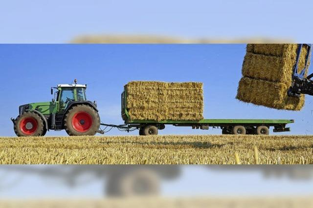 Landwirtschaft früher und heute