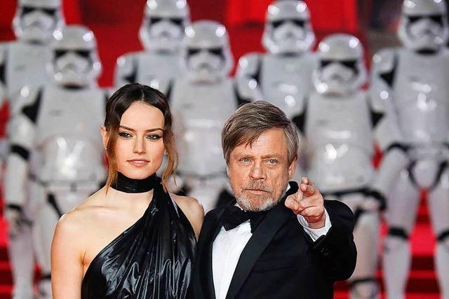 Star Wars Premiere in London