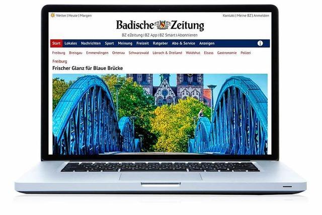Die neue BZ-Website