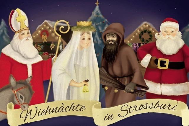 Weihnachtsgeschichte des Elsässischen Theaters Straßburg