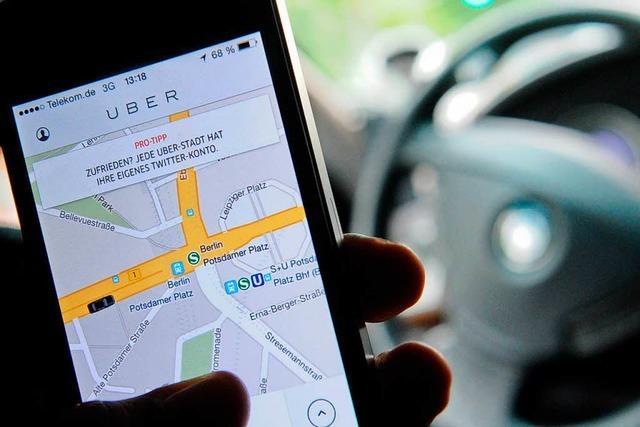 Uber gibt seinen Billigableger in Basel auf