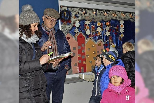 Lucia-Lichterfest lockt in den Stadtteiltreff