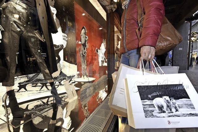 Inhabergeführte Läden punkten bei Freiburger Shoppern