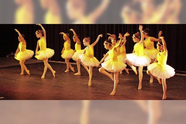 Ballettmärchen zur Weihnachtszeit