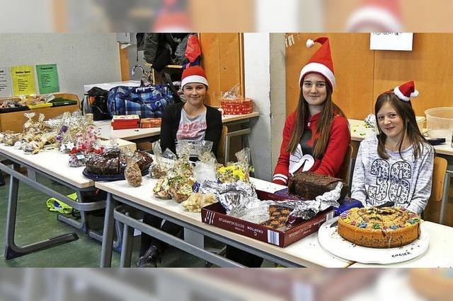 Gymnasium Schönau startet in den Advent