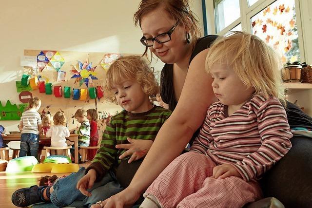 Höhere Gebühren für Kinderbetreuung