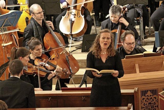Bach in besonderer Weise dargeboten