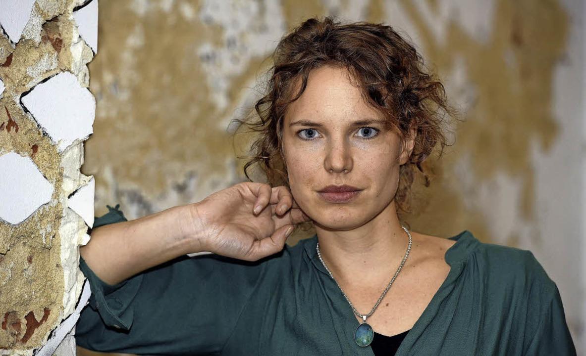 Fühlbar machen, was unter den Worten u...iegt: die Regisseurin Liliane Brakema   | Foto: thomas kunz